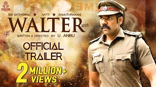 Walter Tamil Movie Official Trailer