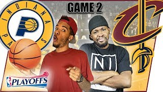 WILL LOSING IN ROUND 1 HURT LEBRONS LEGACY!? LET US KNOW! - NBA 2K18 Playoffs Game 2