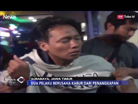 2 Pelaku Pembunuhan Budi Hartanto Diperiksa Polda Jawa Timur - iNews Pagi 13/04