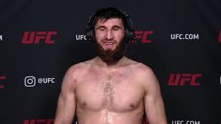 UFC Vegas 20: Magomed Ankalaev - Once He Started Wrestling, I Had To Counterattack by UFC
