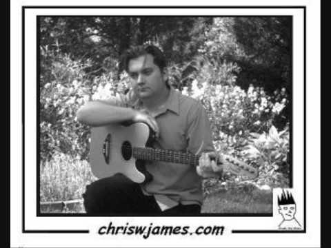 Chris W James pic/video (Don't) Say Goodbye acoustic
