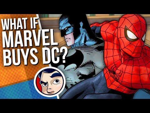 What If Marvel BOUGHT DC Comics?! – Comics Experiment   Comicstorian