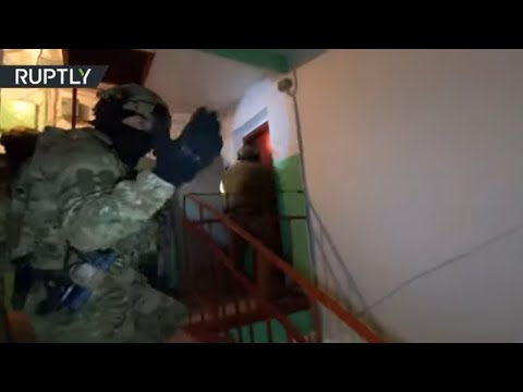 FSB seize explosive device in raids on Islamic State followers in Moscow