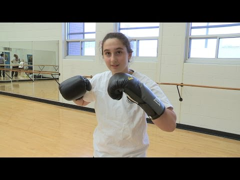 @TorontoPolice Northview Heights Girls Boxing Club