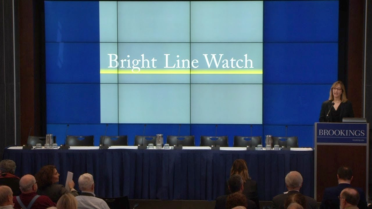 Bright Line Watch Survey Findings