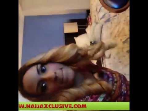 Juilet Ibrahim Shaking Her Butt www.naijaXclusive.com