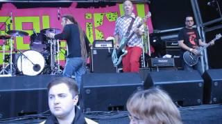 FLAG Rebellion Festival 2016 Blackpool - Revenge / Fix me / Police Story / I don't care