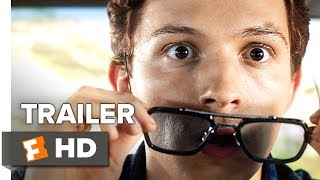 Spider Man Far From Home Trailer 2019