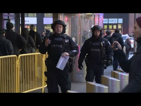 Live: New York police responding to reported explosion in Manhattan