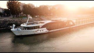 Danube River Cruise In Central Europe