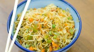 Masala Maggi Recipe I Veg Maggie Noodles
