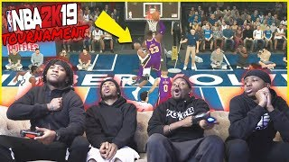 The 2k PROFESSIONAL Joins The Tournament! Can He Dethrone The Champ?! - NBA 2K19 Gameplay