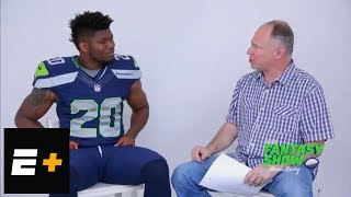 Matthew Berry breaks down fantasy value of Rashaad Penny and Chris Carson | The Fantasy Show | ESPN+ - Video Youtube