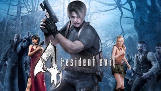 RESIDENT EVIL 4 Pelicula Completa Español HD Full Movie  Resident Evil 4 Ultimate HD Game Movie