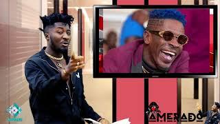 Amerado - Yeete Nsem with Teacher Kwadwo ft. Beyonce, Shatta Wale, Sarkodie, Kyeiwaa | Episode 11
