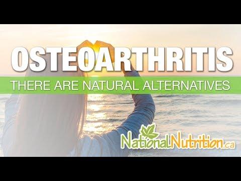 Natural Health Reviews - Osteoarthritis