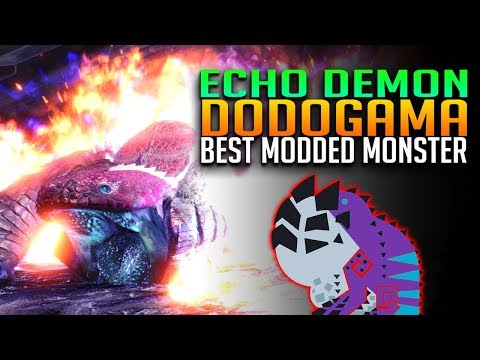 BLOODBATH DIABLOS! MHW PC Monster, Armor, Weapon Re-texture Mod