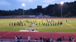 Armada High School Marching Band Song 02 9/9/16