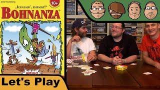 Bohnanza - Let's Play spezial mit Gewinnspiel und Alex & Peat