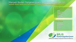 Video Budaya BPJS Ketenagakerjaan Surakarta