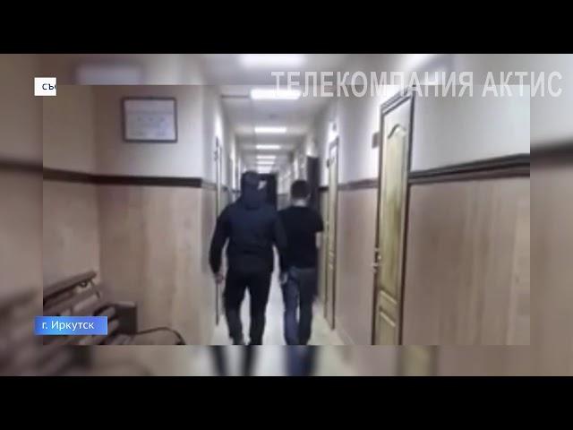Цветочного грабителя задержали в Иркутске