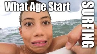 What Age Did They Start Surfing? Q & A,s