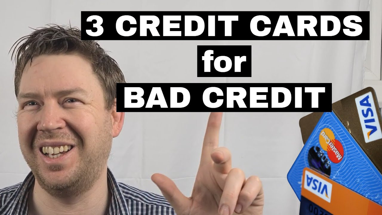 3 CHARGE CARD for BAD CREDIT - UK (Improve Your Credit Report/ History) thumbnail