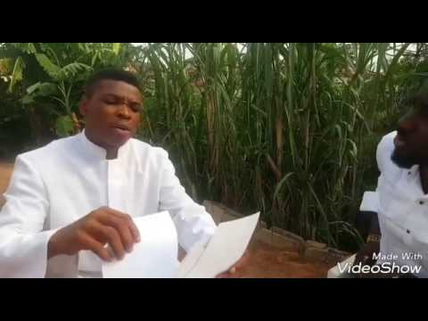Woli-Agba ft Dele (comedy video 1)
