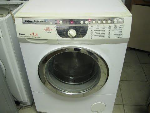 Замена подшипника в стиральной машине Kaiser