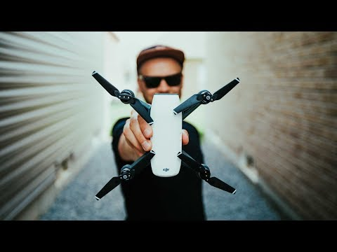 TINIEST DRONE BUT Is It ANY GOOD??? – DJI Spark Review