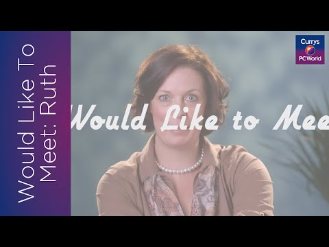 Currys PC World conclude 'Would like to meet' social video series video