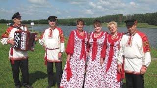 Попурри на русские народные песни