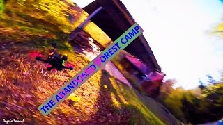 FPV Drone Racing - The abandoned forest camp