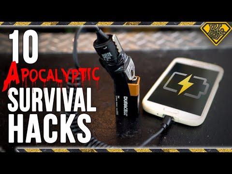 10 Apocalyptic Survival Hacks