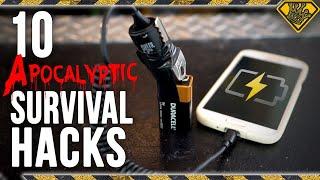 10 Apocalyptic Survival Hacks - Video Youtube