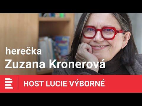 Zuzana Kronerová: Muž se zaječíma ušima je metafora toho, že nevnímáme pocity druhých