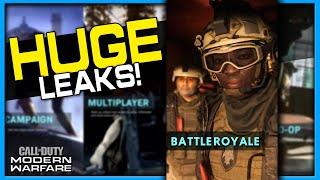 Huge Battle Royale Leak! (200 Players, Respawns, & More!)