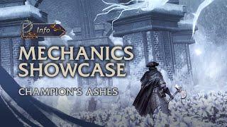 Mechanics Showcase - Champion's Ashes Mod Breakdown