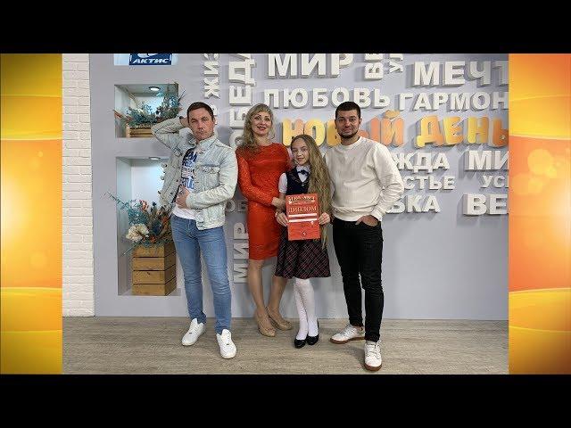 Гости программы «Новый день» Ирина Гребенникова и Елена Мороз