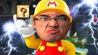 MAIS QUE SE PASSE-T-IL ?! | Super Mario Maker