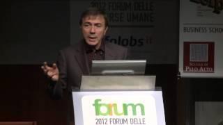 Youtube: Intervento di Marco Masella, Forum Delle Risorse Umane 2012