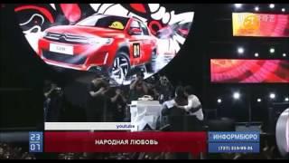 Китайские фанаты удивили Димаша Кудайбергена во время концерта в Шанхае