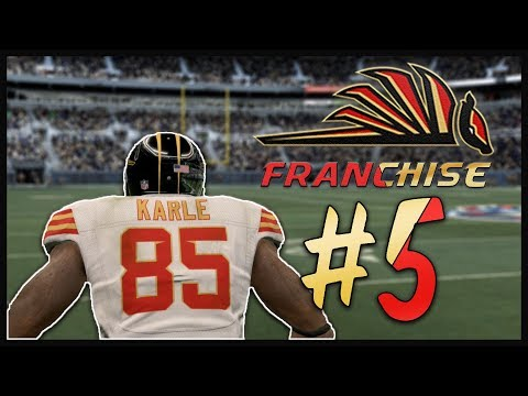 A Tale of Two Halves | Madden 20 Relocation Franchise #5