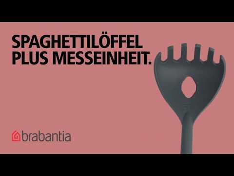TASTY+ Spaghettilöffel plus Messeinheit