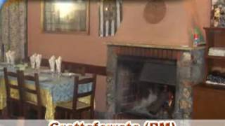 preview picture of video 'RISTORANTE IL CANNETO GROTTAFERRATA (ROMA)'