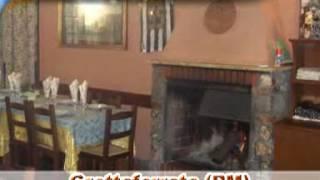 preview picture of video 'RISTORANTE IL CANNETO GROTTAFERRATA (ROMA)'