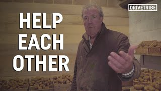 Jeremy Clarkson has a plan to help people in these tough times