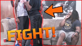 The Most Hostility We've EVER Seen! Trent & Juice ALMOST Fight Over Madden!