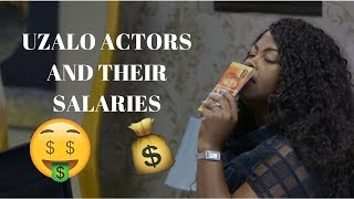 Uzalo Actors And Their Salaries 💰