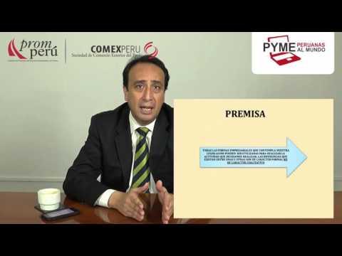 Constitución de Empresa y Pyme Peruanas al Mundo